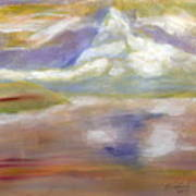 Matterhorn 14 Art Print