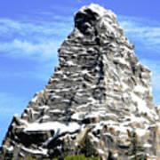 Matterhorn Peak Art Print