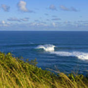 Maui, Jaws Landscape Art Print