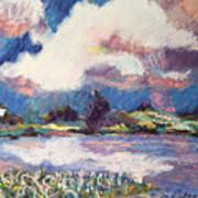 Maurice River Heaven's Delight Art Print