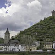 Maus Castle 15 Art Print