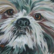 Max Up Close And Personal Art Print