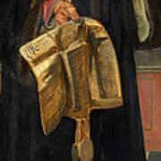 Maximilian I Holy Roman Emperor Art Print