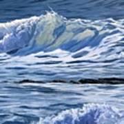 May Wave Art Print