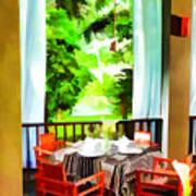 Maya Sari Mas Art Print