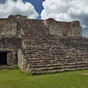 Mayan Ruins 2 Art Print