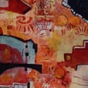 Mayan Shaman Art Print