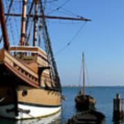 Mayflower II  Art Print
