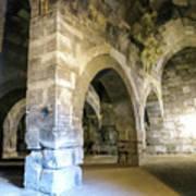 Maze Of Arches Art Print
