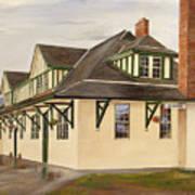 Mcbride Station Art Print