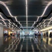 Mccarren Airport Las Vegas Art Print