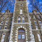 Mcgraw Hall - Cornell University Art Print