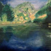 Mclane Reflections Art Print