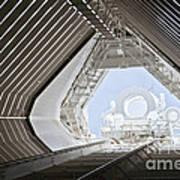 Mcmath-pierce Solar Observatory Art Print
