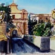Mdina Gateway Art Print