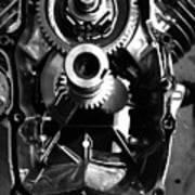 Mechanical Energy Art Print