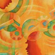 Mechanical Minds Art Print