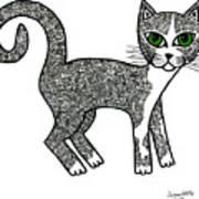 Mecheruca Art Print