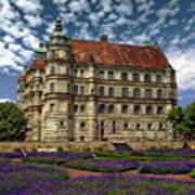 Mecklenburg Palace Art Print