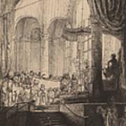 Medea, Or The Marriage Of Jason And Creusa Art Print