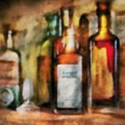Medicine - Syrup Of Ipecac Art Print
