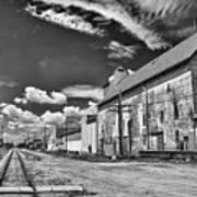 Medina Railyard 7323 Art Print