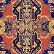 Meditation # 4 Art Print
