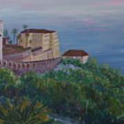 Mediterranean Overview Art Print