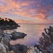 Mediterranean Sunrise Art Print