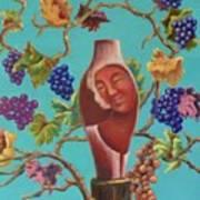 Meditrina Art Print