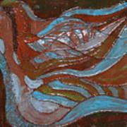 Medusa - Tile Art Print