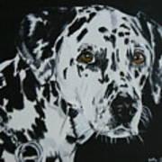 Meet Annie Art Print by Betty-Anne McDonald