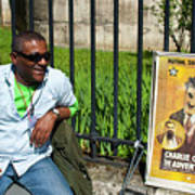 Meet Charile Art Print