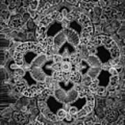 Mehndi  Art Print