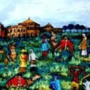 Mela - Carnival Art Print