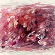 Melancholic Moment Art Print