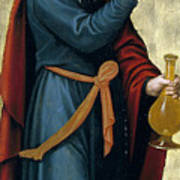 Melchizedek King Of Salem Art Print