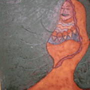 Melissa - Tile Art Print