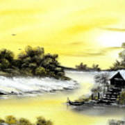 Mellow Yellow Sold Art Print