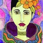 Melora Art Print