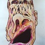Melting Point Art Print