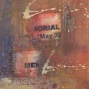 Memorial Day 2008 Art Print