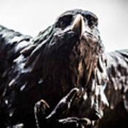 Memorial Eagle Art Print