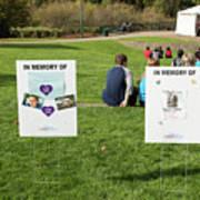 Memorials And Outdoor Bands Art Print