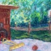 Memories 3 Art Print