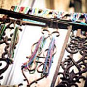 Memories Of Mardi Gras Art Print