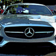 Mercedes-benz Amg Gt S Art Print