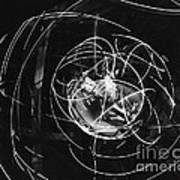Mercury Program, Mastif Astronaut Art Print