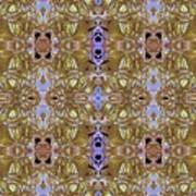 Loma Gold Art Print