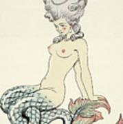 Mermaid, From Les Liaisons Dangereuses  Art Print